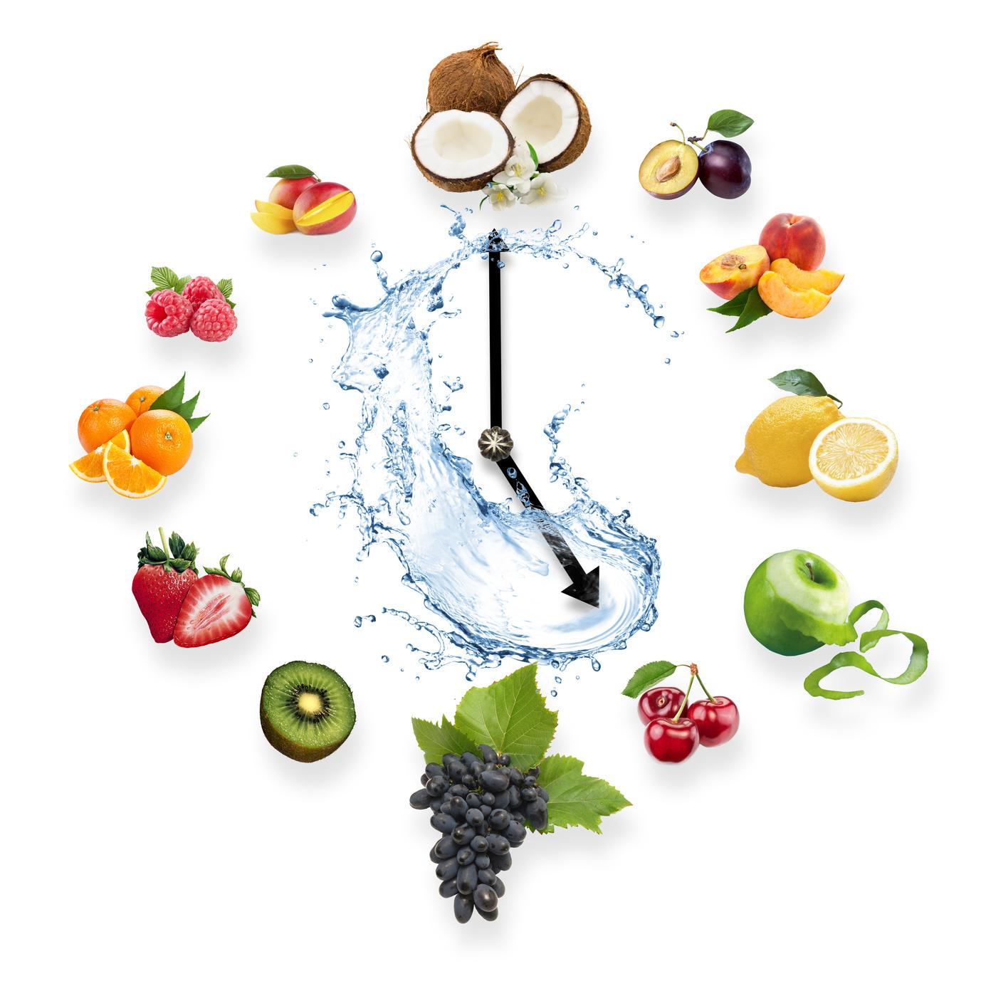jedzenie owocow a dieta