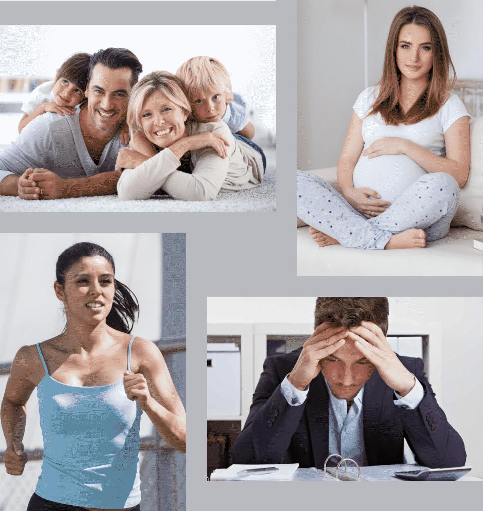 Badanie włosa jest polecane całej rodzinie