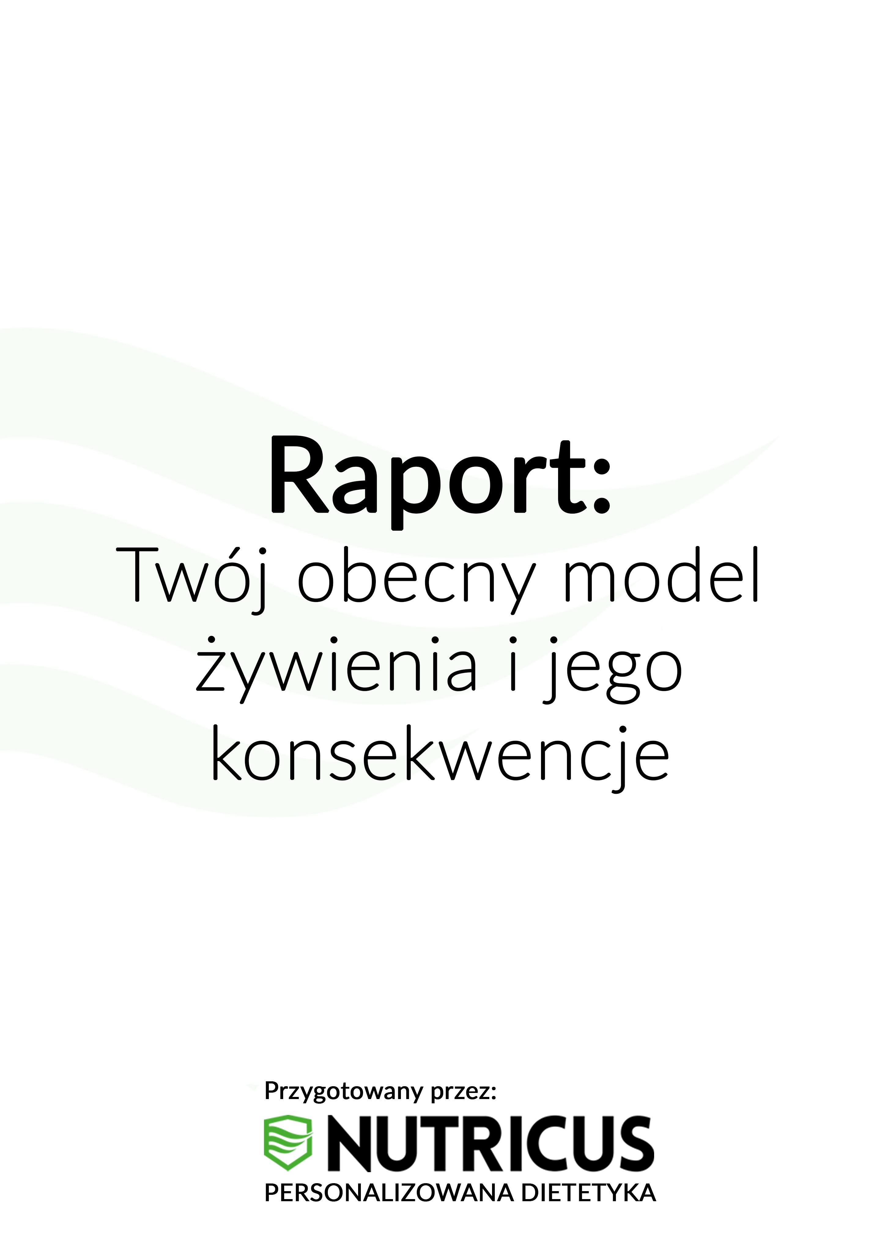 Raport Oceny