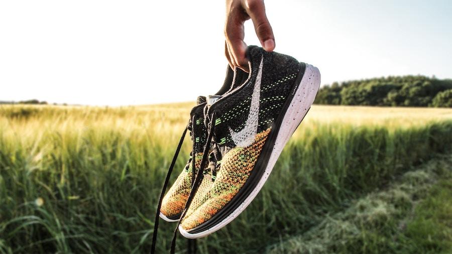 kaloryczność diety w triathlonie musi brać pod uwagę bieganie