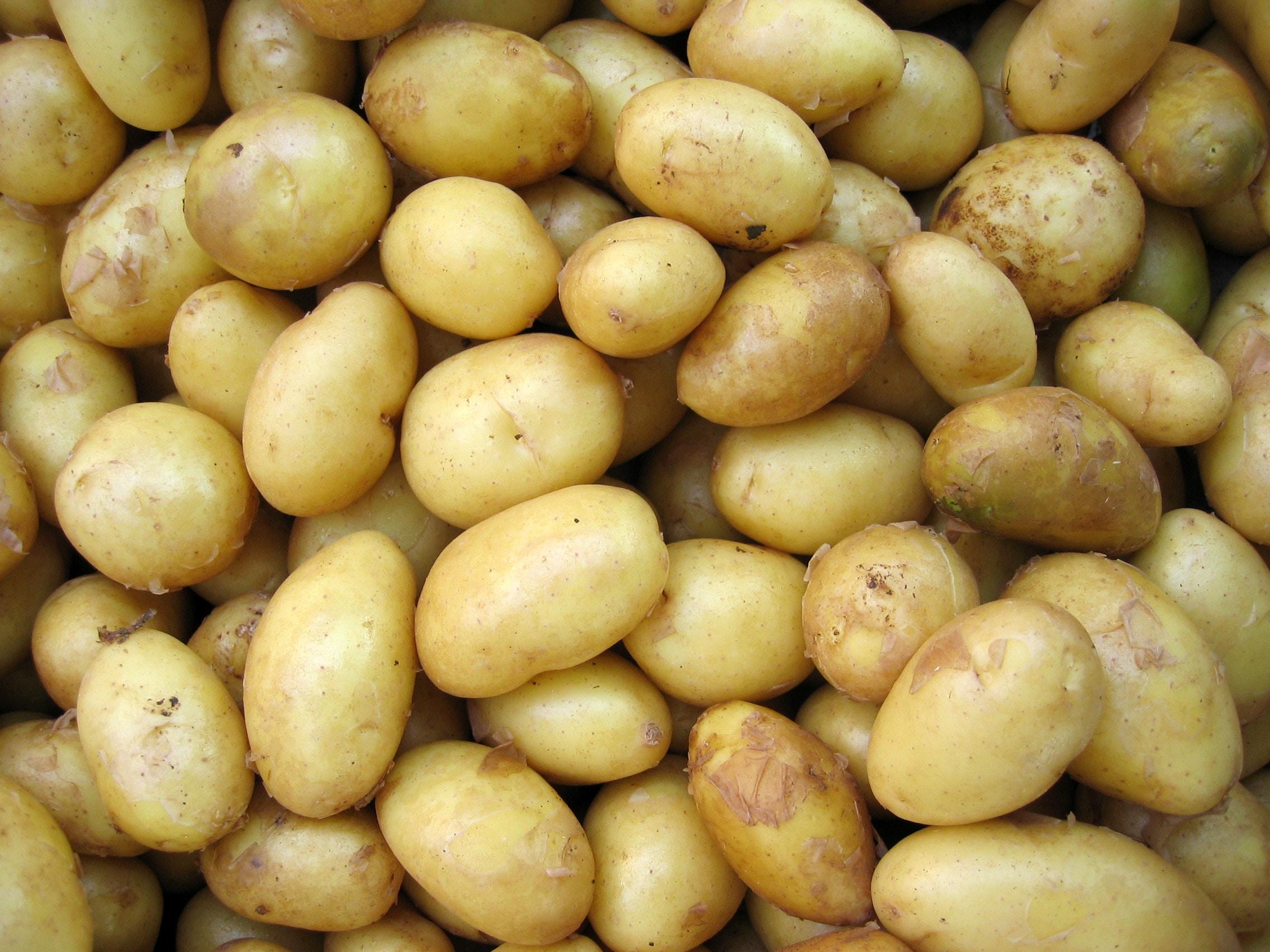 Przepis na sałatkę z młodymi ziemniaczkami i rzodkiewką