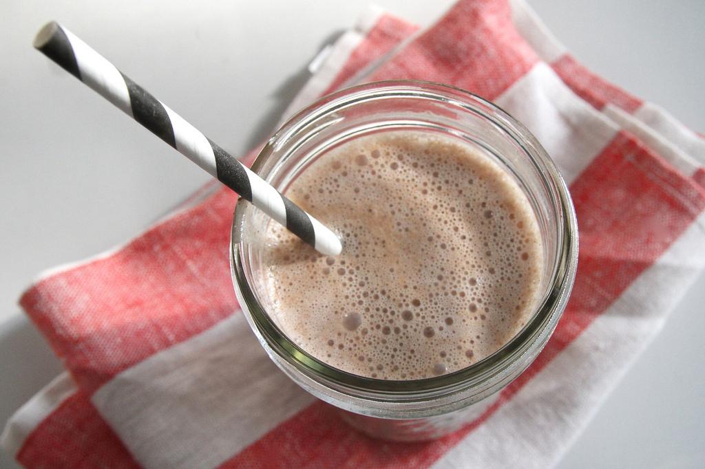Mleko czekoladowe dla sportowców?