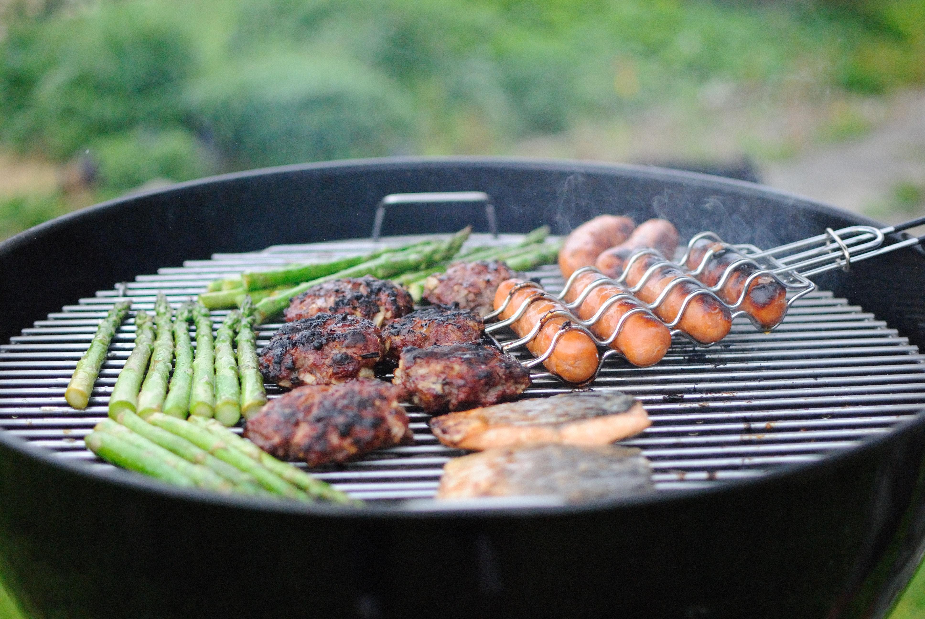 Majówka: początek sezonu grillowego! Czy grillowanie jest zdrowe?