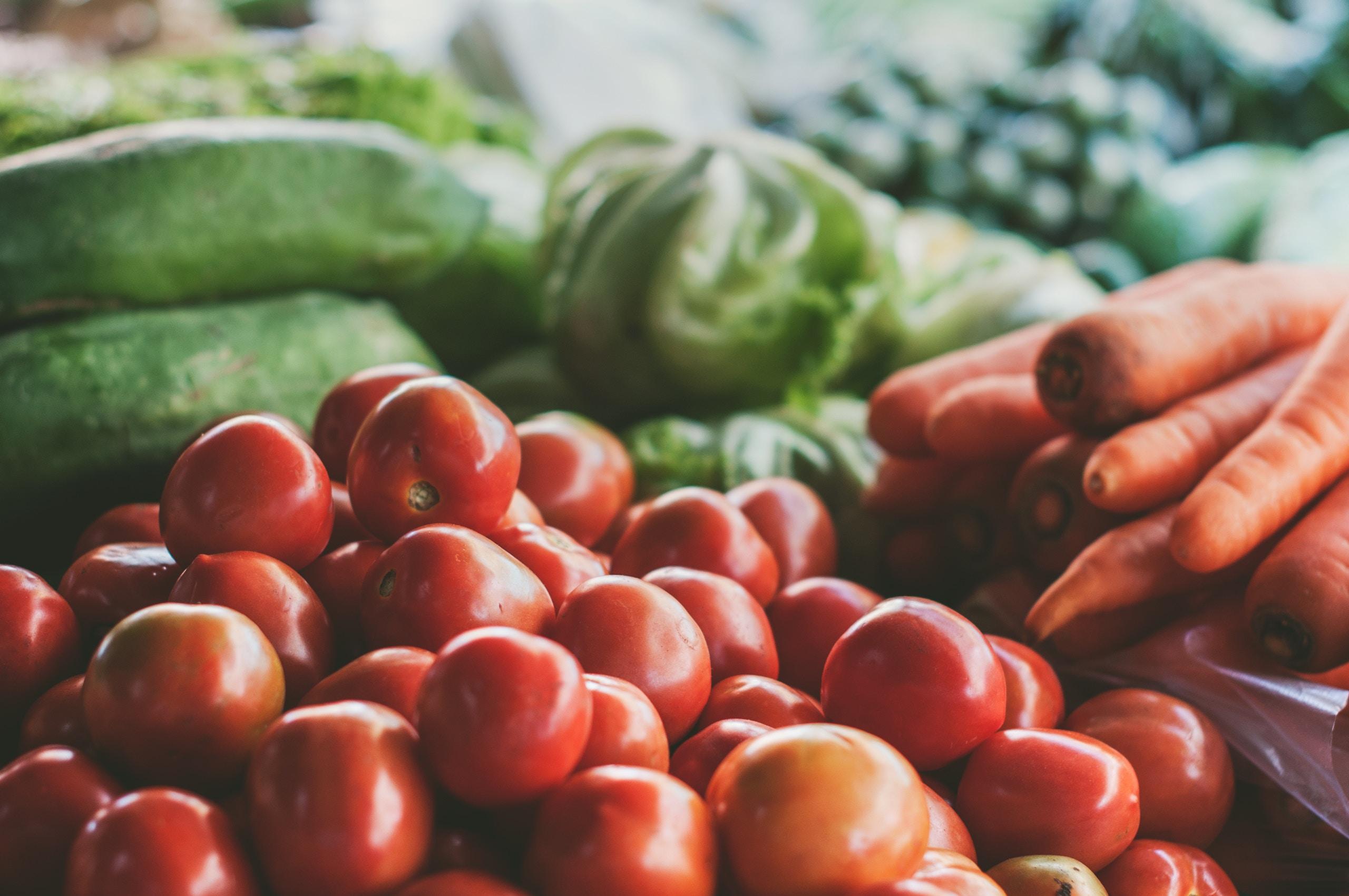 Nie tylko pomidory ale też marchewki chronią przed rakiem prostaty!